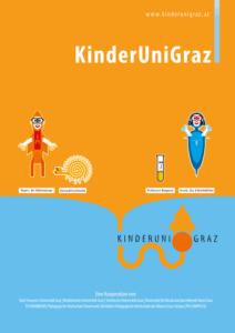 Infobroschüre der KinderUniGraz (Mai 2017)