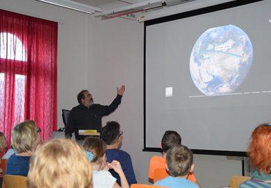 KinderUniGraz Ringvorlesung bei der Langen Nacht der Forschung!!